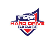 Hard drive garage Logo - Entry #239