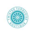 Twisted Turquoise Boutique Logo - Entry #70