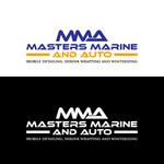 Masters Marine Logo - Entry #5