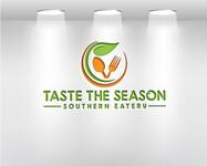 Taste The Season Logo - Entry #35