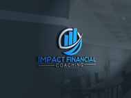 Impact Financial coaching Logo - Entry #46