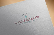 Twisted Turquoise Boutique Logo - Entry #87