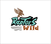 Raptors Wild Logo - Entry #243