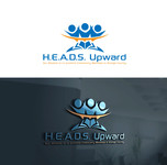 H.E.A.D.S. Upward Logo - Entry #184
