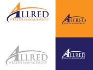 ALLRED WEALTH MANAGEMENT Logo - Entry #732