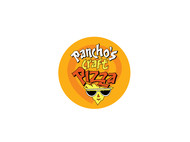 Pancho's Craft Pizza Logo - Entry #101