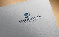 Revolution Roofing Logo - Entry #55