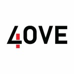Four love Logo - Entry #211