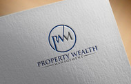 Property Wealth Management Logo - Entry #44