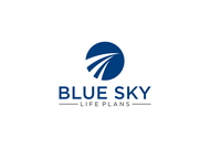 Blue Sky Life Plans Logo - Entry #157