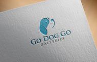 Go Dog Go galleries Logo - Entry #14