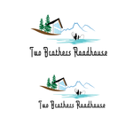 Two Brothers Roadhouse Logo - Entry #180