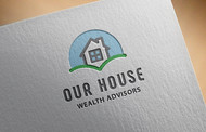 Our House Wealth Advisors Logo - Entry #88
