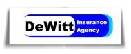 """""""DeWitt Insurance Agency"""" or just """"DeWitt"""" Logo - Entry #243"""