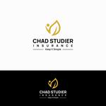 Chad Studier Insurance Logo - Entry #288