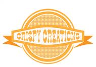 Crispy Creations logo - Entry #61