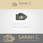 Sarah C. Photography Logo - Entry #2