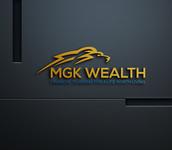 MGK Wealth Logo - Entry #309