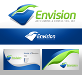Envision Accounting & Consulting, LLC Logo - Entry #97