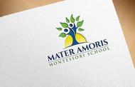 Mater Amoris Montessori School Logo - Entry #406