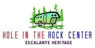 Escalante Heritage/ Hole in the Rock Center Logo - Entry #120