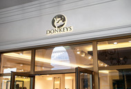 DONKEYS Logo - Entry #13