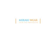 Meraki Wear Logo - Entry #401