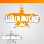 Glamrocks Events needs your design skills! Logo - Entry #53