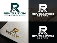Revolution Roofing Logo - Entry #89