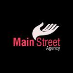 Main Street Agency Logo - Entry #16