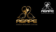 Agape Logo - Entry #242