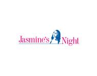 Jasmine's Night Logo - Entry #195