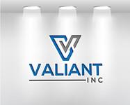 Valiant Inc. Logo - Entry #421