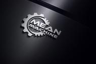Mean Machine Logo - Entry #32