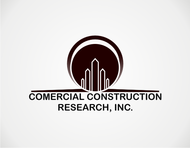 Commercial Construction Research, Inc. Logo - Entry #185