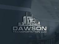Dawson Transportation LLC. Logo - Entry #128