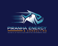 Piranha Energy & Consulting Logo - Entry #34