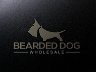 Bearded Dog Wholesale Logo - Entry #72