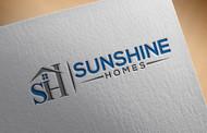 Sunshine Homes Logo - Entry #373