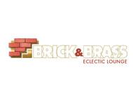 Brick and Brass  Logo - Entry #111