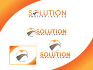 Solution Trailer Leasing Logo - Entry #111