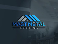 Mast Metal Roofing Logo - Entry #83