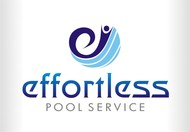 Effortless Pool Service Logo - Entry #77