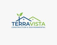 TerraVista Construction & Environmental Logo - Entry #370