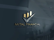 Mital Financial Services Logo - Entry #103