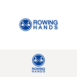 Rowing Hands Logo - Entry #54