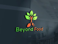 Beyond Food Logo - Entry #247