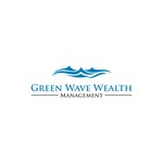 Green Wave Wealth Management Logo - Entry #339
