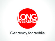 Long Weekends Logo - Entry #50
