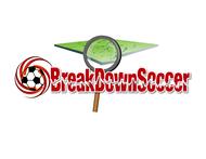 BreakDownSoccer Logo - Entry #17